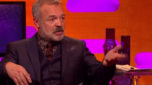 Graham Norton lines up Harry Potter star for next month