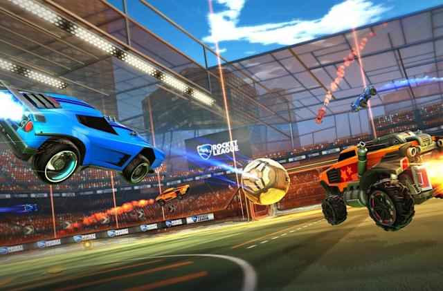 'Rocket League' is the latest X Games eSport on ESPN