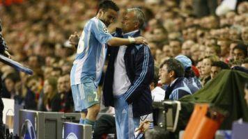 Foot - C1 - Portfolio : les images de la victoire de l'OM d'Éric Gerets à Liverpool en 2007