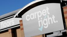 Carpetright returns to underlying sales growth
