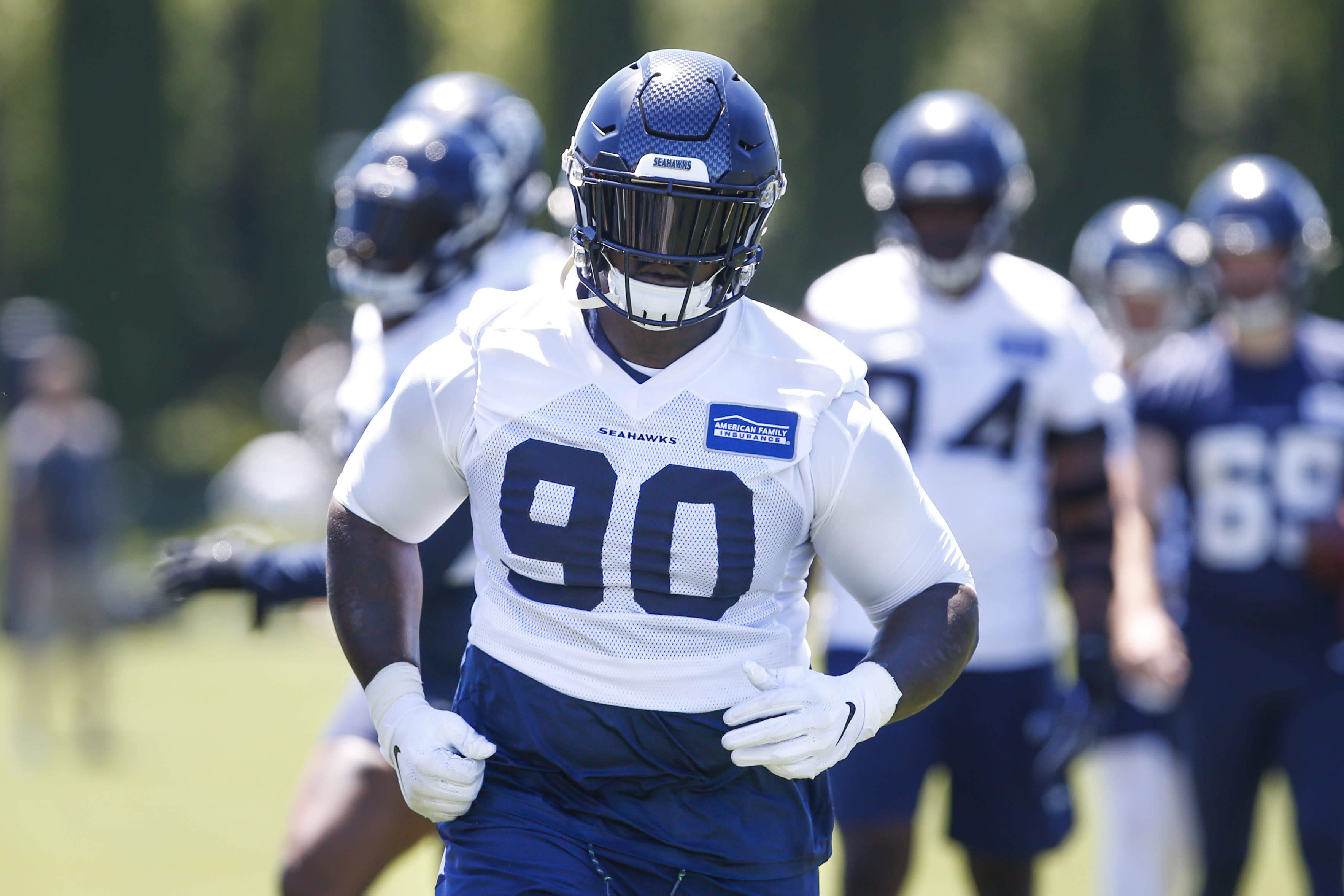 b15595a6d66 Seattle Seahawks personnel updates after the first day of minicamp