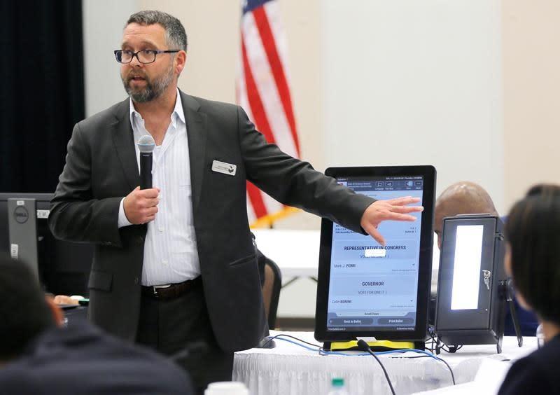 Dominion worker sues Trump campaign and conservative media