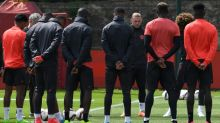 Man Utd cancel Europa League press conference after Manchester attack