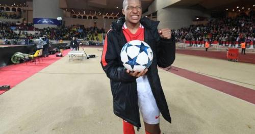 Foot - C1 - ASM - Kylian Mbappé (Monaco) : «On va continuer»
