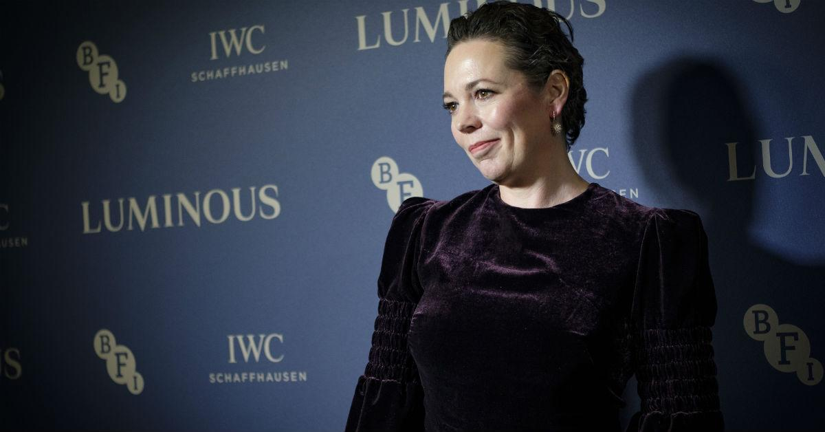 Olivia Colman talks dramatic weight changes for playing Queens Anne and Elizabeth