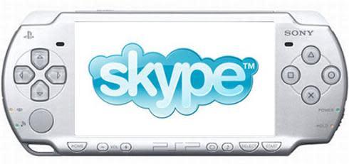 Skype skipping original PSP due to memory limitations