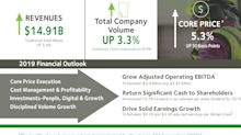 Waste Management Announces Fourth Quarter and Full-Year 2018 Earnings