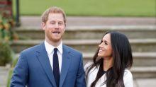 Harry und Meghans Verlobung im Vergleich zu William und Kates