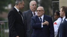 Trump on phone logs showing Giuliani contacts: 'Is that supposed to be a big deal?'