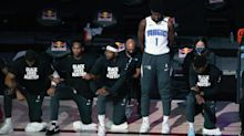 Magic's Jonathan Isaac explains standing for national anthem by himself amid NBA protests