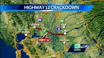 CHP cracks down on Highway 12 in the Delta