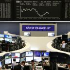 U.S. Treasuries signal trouble, stocks fall on global growth worries