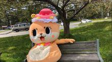 日本可愛吉祥物Chiitan被炒 只因行為太瘋狂暴力