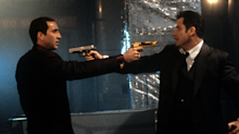22 years after 'Face/Off,' John Travolta still does killer Nicolas Cage impression