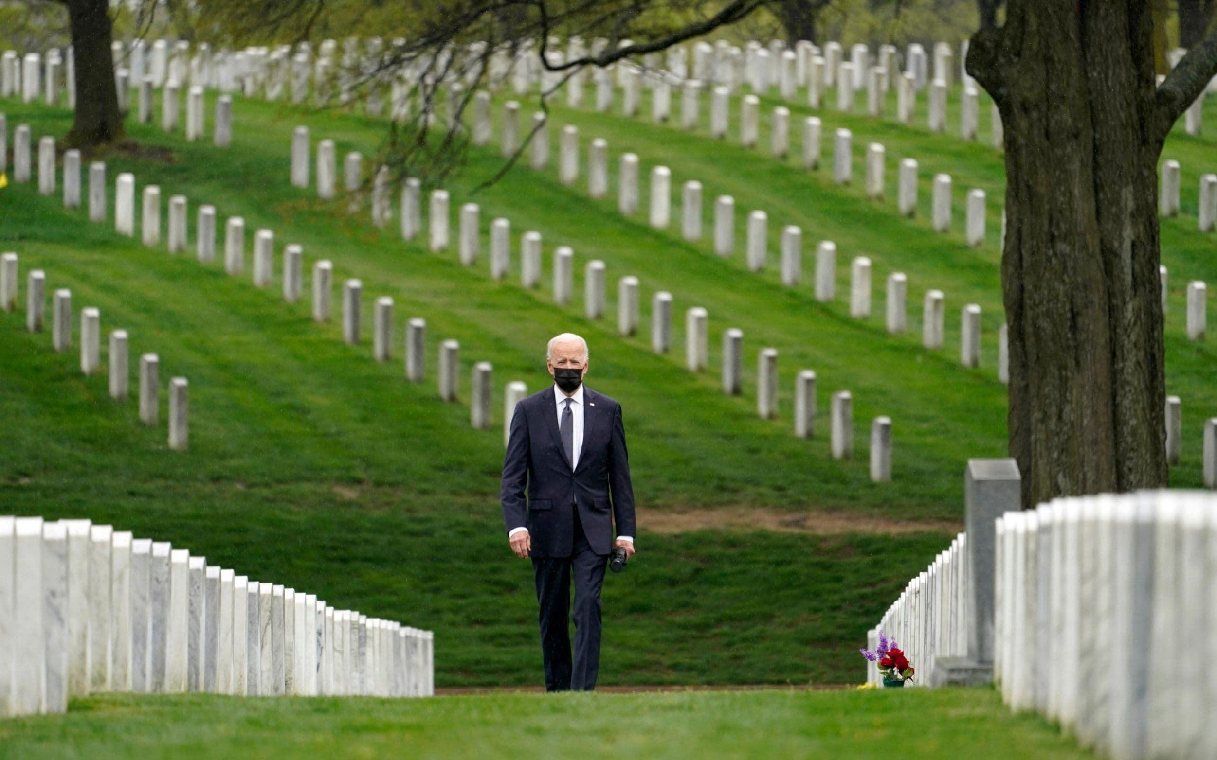 Britain wanted Joe Biden to 'keep US forces in Afghanistan'