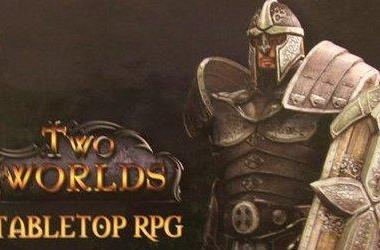 Two Worlds CE hardbound book exposed
