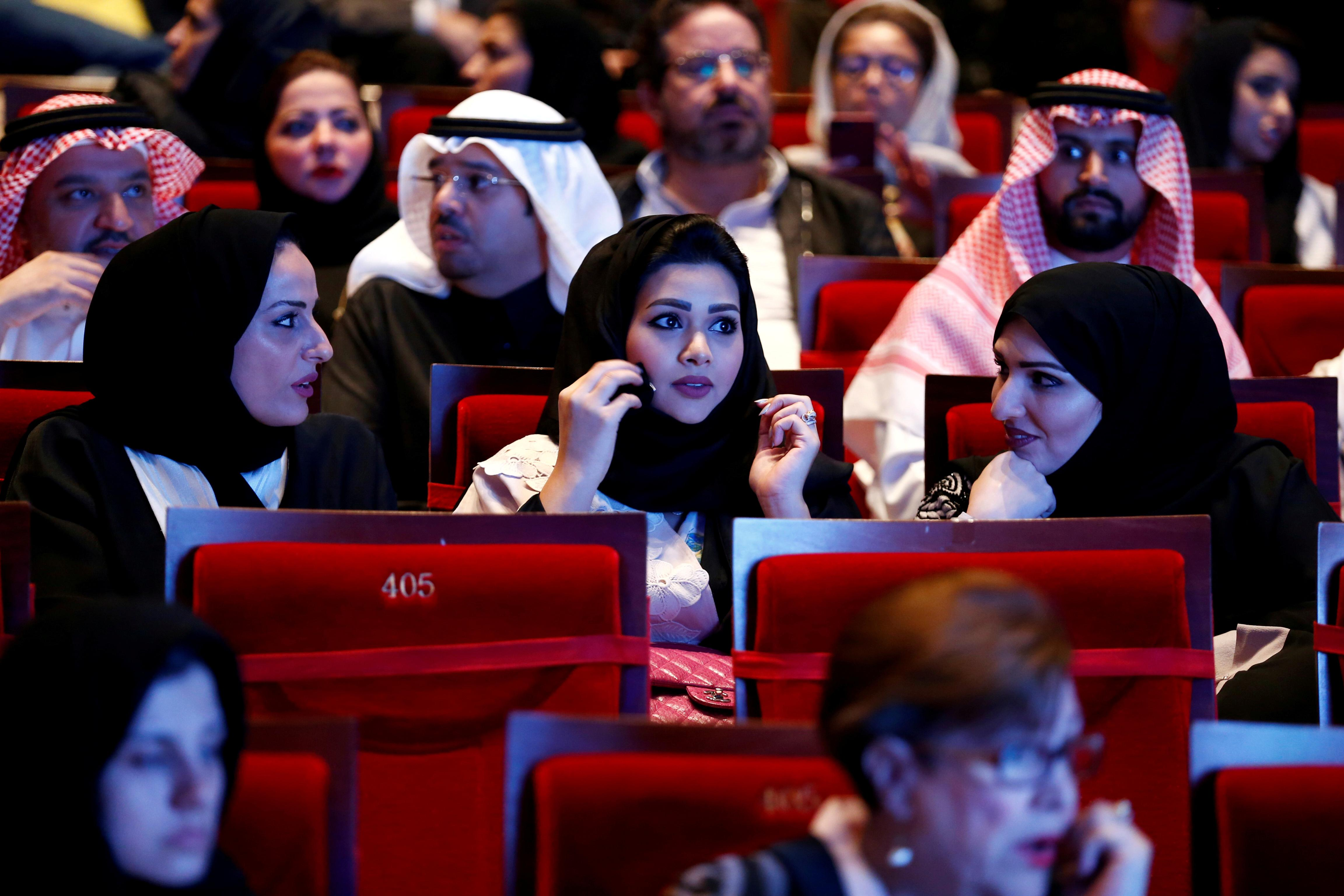 saudi arabia country screening In december, saudi arabia lifted a 35-year ban on commercial theaters, and this past weekend the first movie screenings were opened to the public.