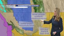 Thursday forecast: winter storm closes Grapevine