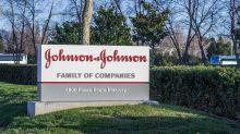Johnson & Johnson Earnings Top; Dow Jones Giant Raises Full-Year Guidance
