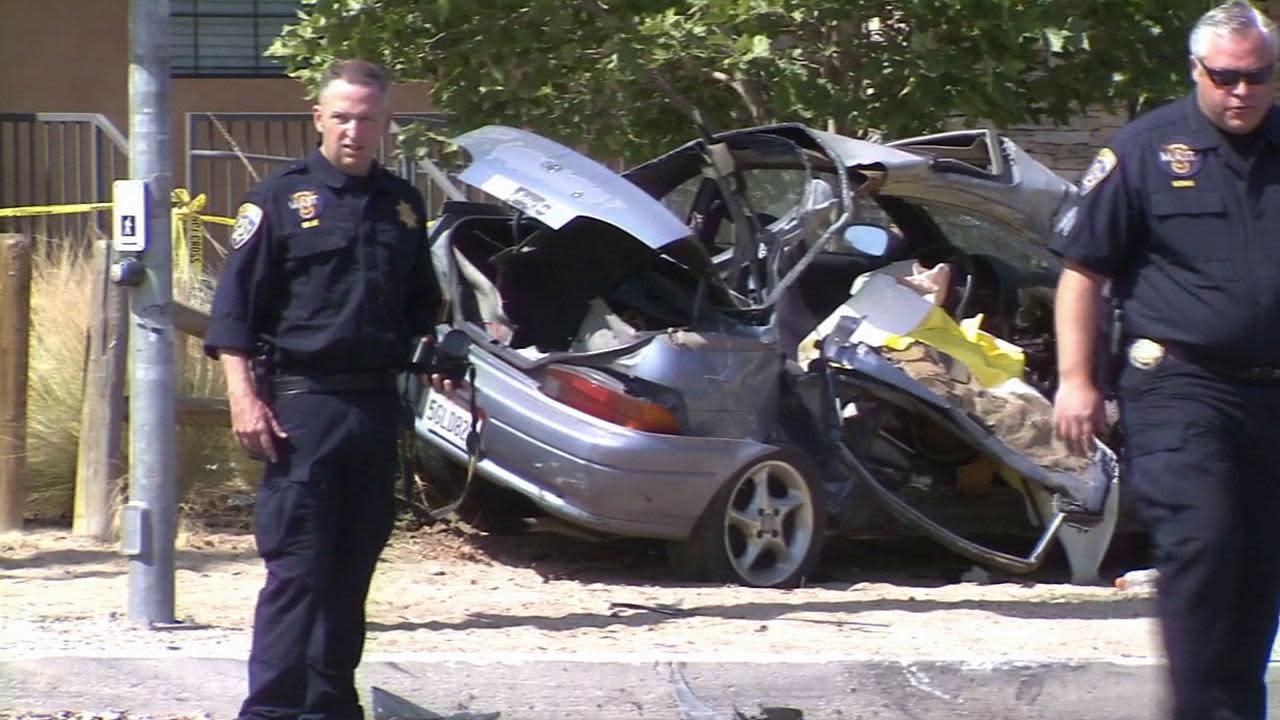 Los Angeles Car Crash News