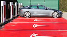 Tesla's Real Competition: Automakers or Mega-Tech?