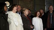Gunman kills two in livestreamed attack at German synagogue