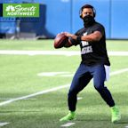 Seahawks QB Russell Wilson reminds us he can do it all on the football field