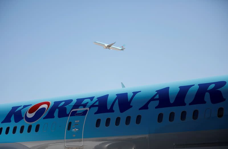Korean Air expects to take two years to integrate Asiana ...