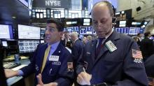 US stocks waver as earnings and central banks dominate