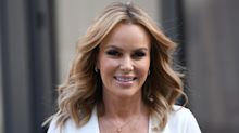 Amanda Holden admits she and husband have tried and failed to join 'Mile High Club'