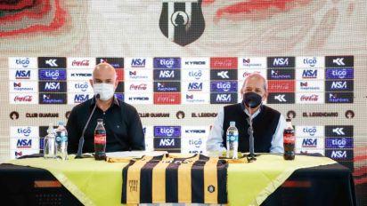 Jubero vuelve al Guaraní que le abrió las puertas del fútbol de Paraguay
