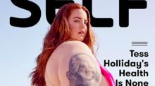 In A World Of Watered-Down 'Body Positivity,' The Tess Holliday Self Cover Is A Radical Choice