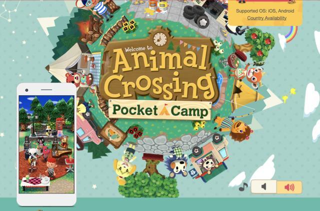 'Animal Crossing: Pocket Camp' arrives on smartphones in November (update)