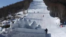 As Olympics loom, China plunges into snow biz