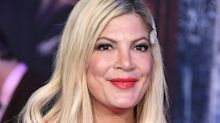 Tori Spelling shares her 'new blended family tradition' with husband Dean McDermott and his ex, Mary Jo Eustace