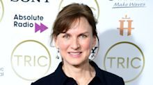 Fiona Bruce on lockdown anxiety and her Question Time regret