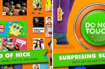 Nickelodeon releases Nick app for iPad