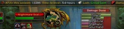 Essential Addons for the Discerning Level 60