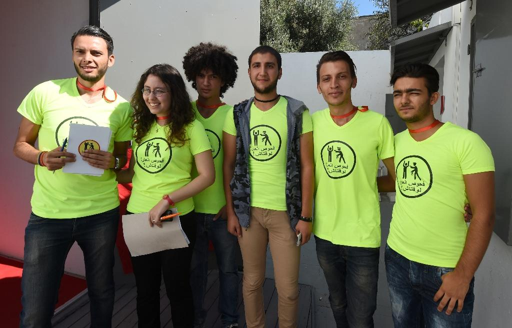 Members of rights group Shams are calling for decriminalisation of homosexuality in Tunisia