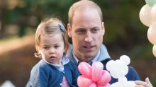 Princess Charlotte Looks So Much Like Prince William as a Kid -- See the Pics!