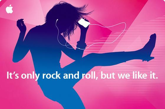 Apple holding 'rock and roll' themed event, September 9th