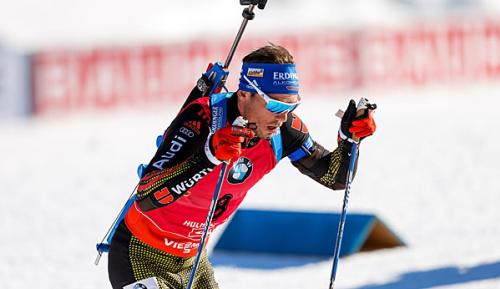 Biathlon: Schempp in der Verfolgung von Oslo Elfter