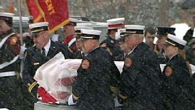 Family, Friends Mourn Sandown Firefighter