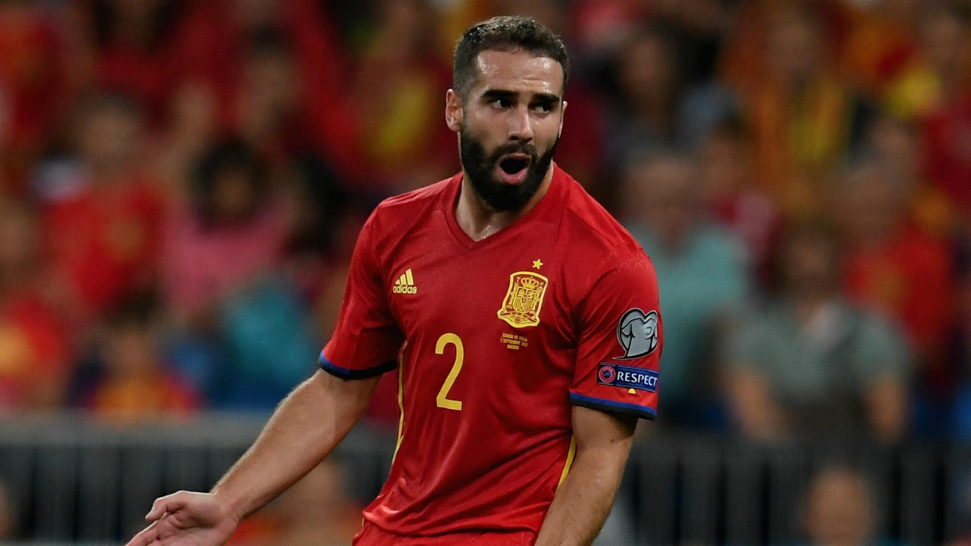 Carvajal, Morata and Iniesta ruled out of World Cup qualifiers