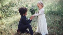 The Mom Behind the Viral Kids' Wedding Shoot Opens Up About Her (Many) Haters