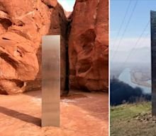 Now Romania's mysterious monolith vanishes without a trace