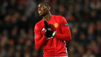 Pogba ruled out of Manchester derby