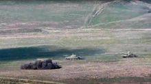 Les Syriens des zones rebelles contre le déploiement turc en Azerbaïdjan