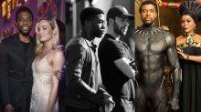 "Chadwick Boseman ganha homenagem de artistas e colegas de Hollywood: ""Descanse no poder"""