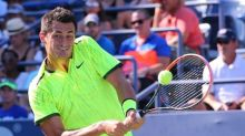 Tomic happy to put 2016 controversies behind him